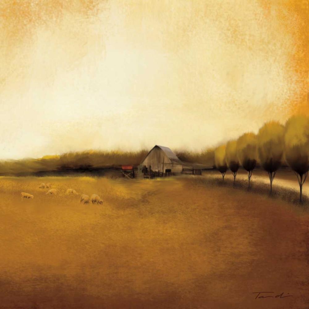 Rural Landscape I Venter, Tandi 11130
