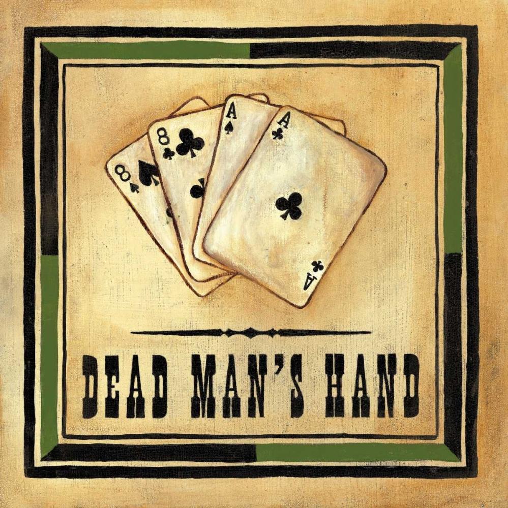 Dead Mans Hand Anderson-Tapp, Jocelyne 11148