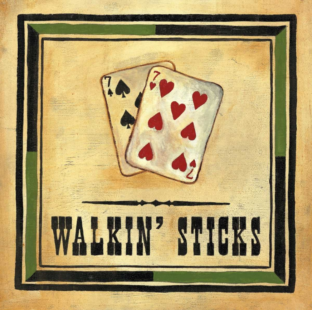Walkin Sticks Anderson-Tapp, Jocelyne 12015