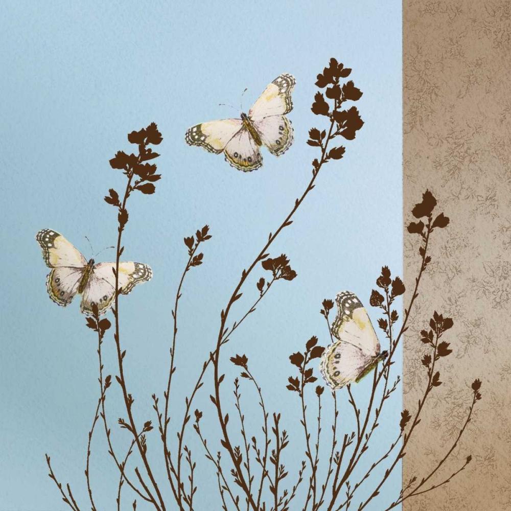 Butterflies Gold, Caroline 11774