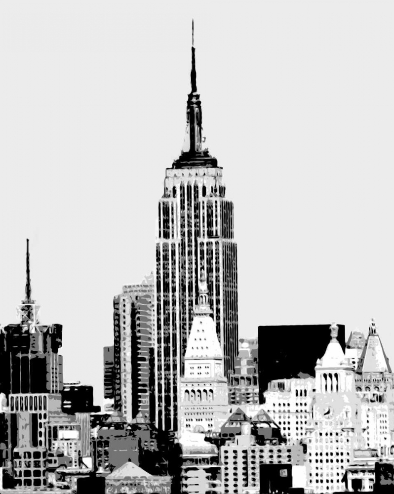 Vintage NY I Maihara/Watt, Jeff/Boyce 12522