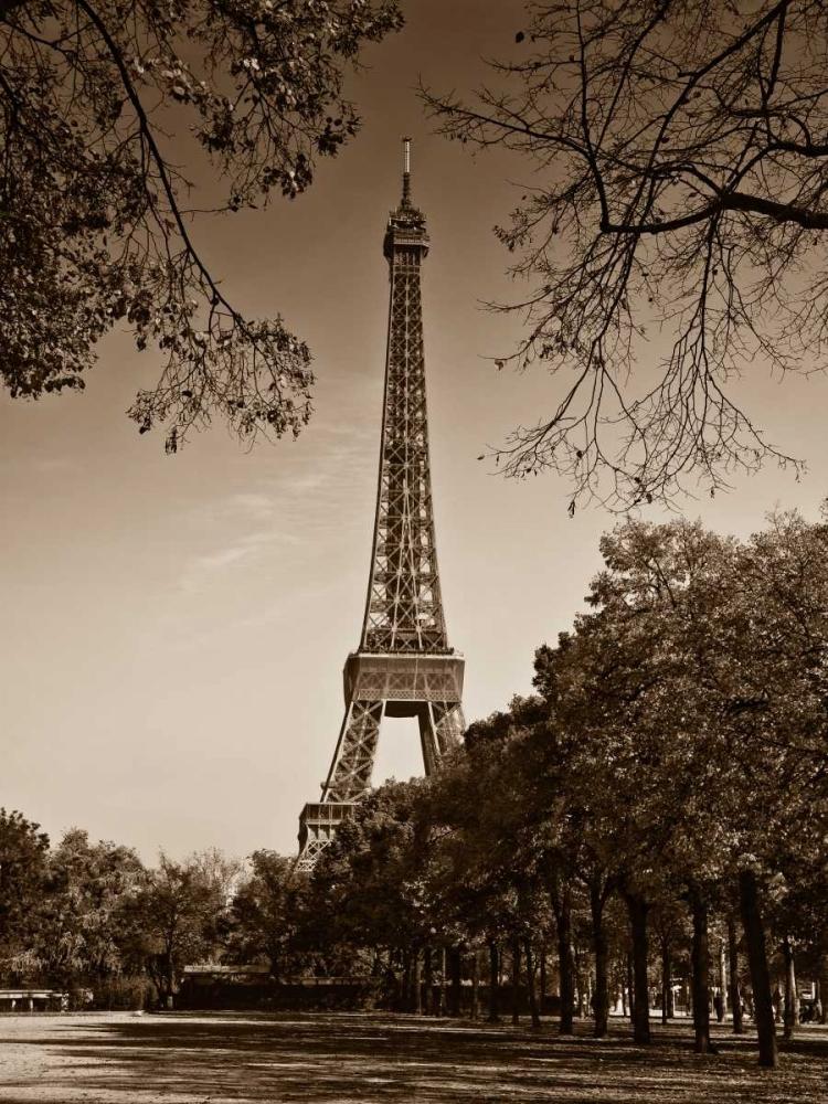 An Afternoon Stroll - Paris II Maihara, Jeff 12119