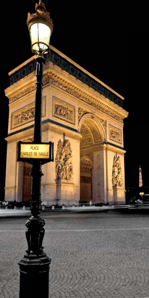 Paris Nights I Maihara, Jeff 11240