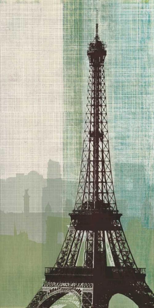 Eiffel Tower II Venter, Tandi 11243