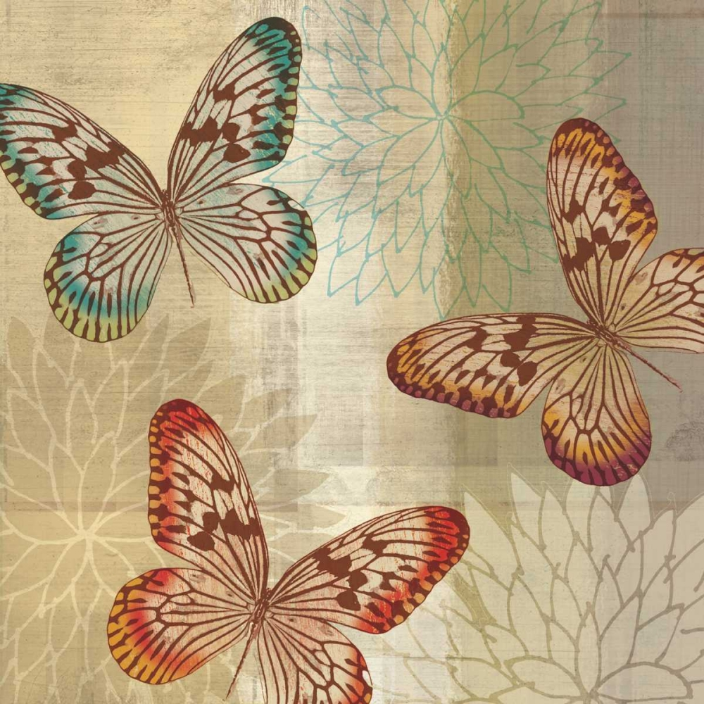 Tropical Butterflies II Venter, Tandi 36240