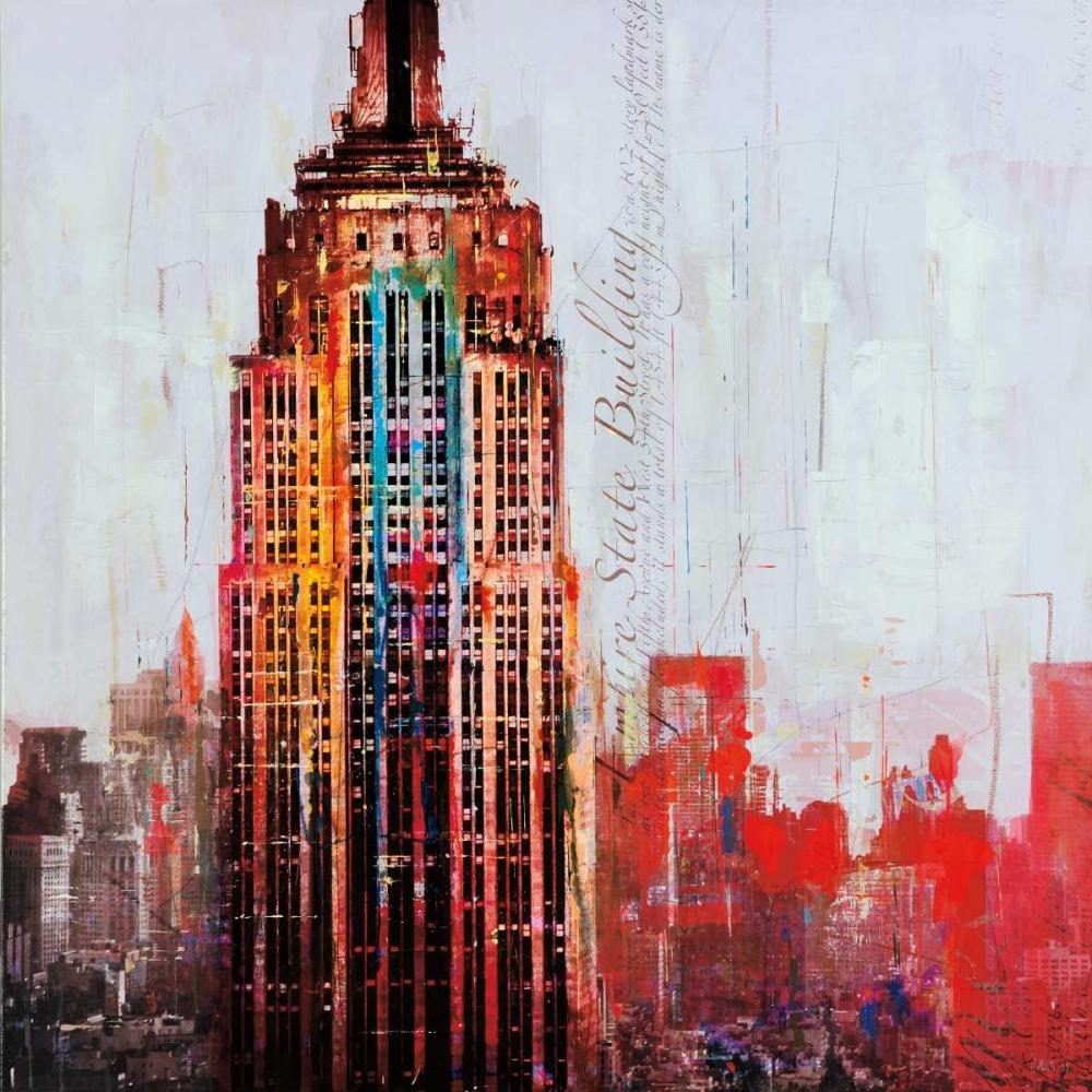 The City That Never Sleeps I Haub, Markus 36310