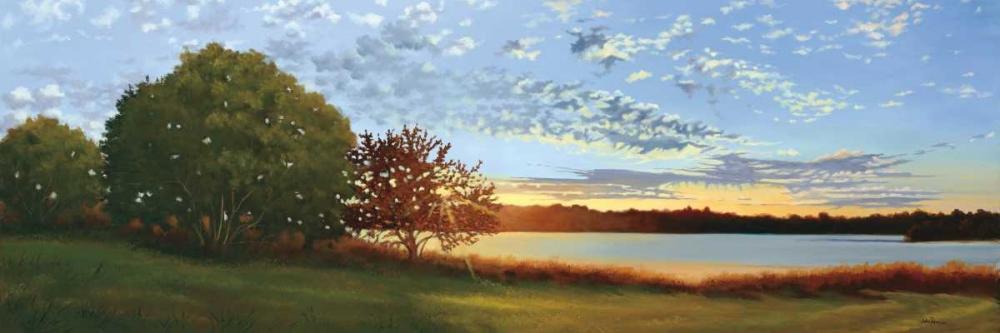Lakeside Sunrise Peterson, Julie 36350