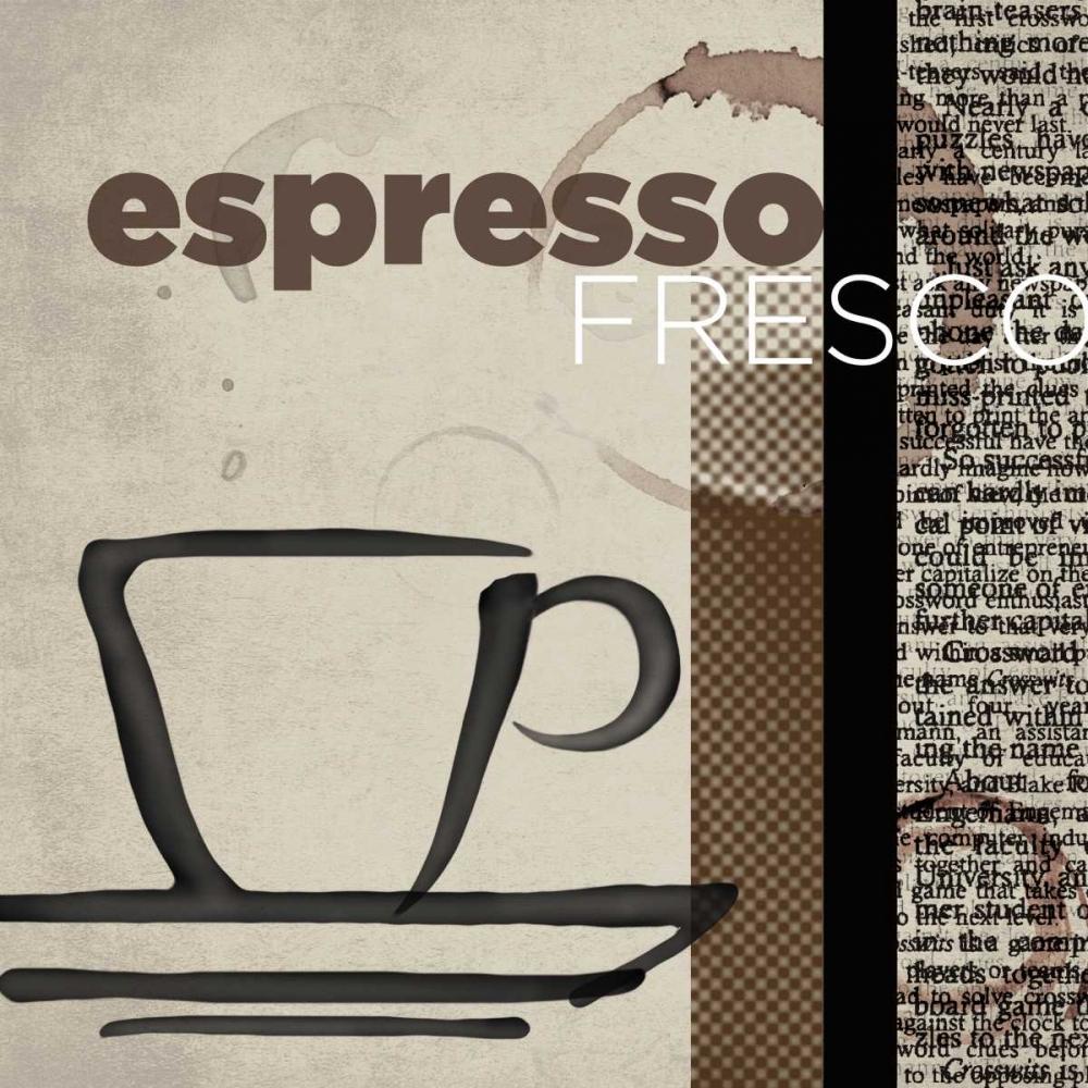 Espresso Fresco Venter, Tandi 11256