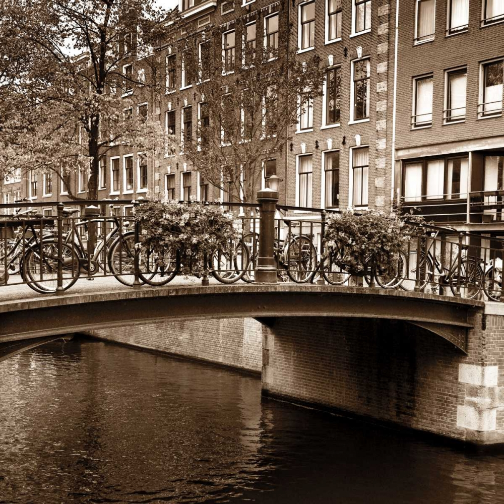 Autumn in Amsterdam III Maihara, Jeff 11258