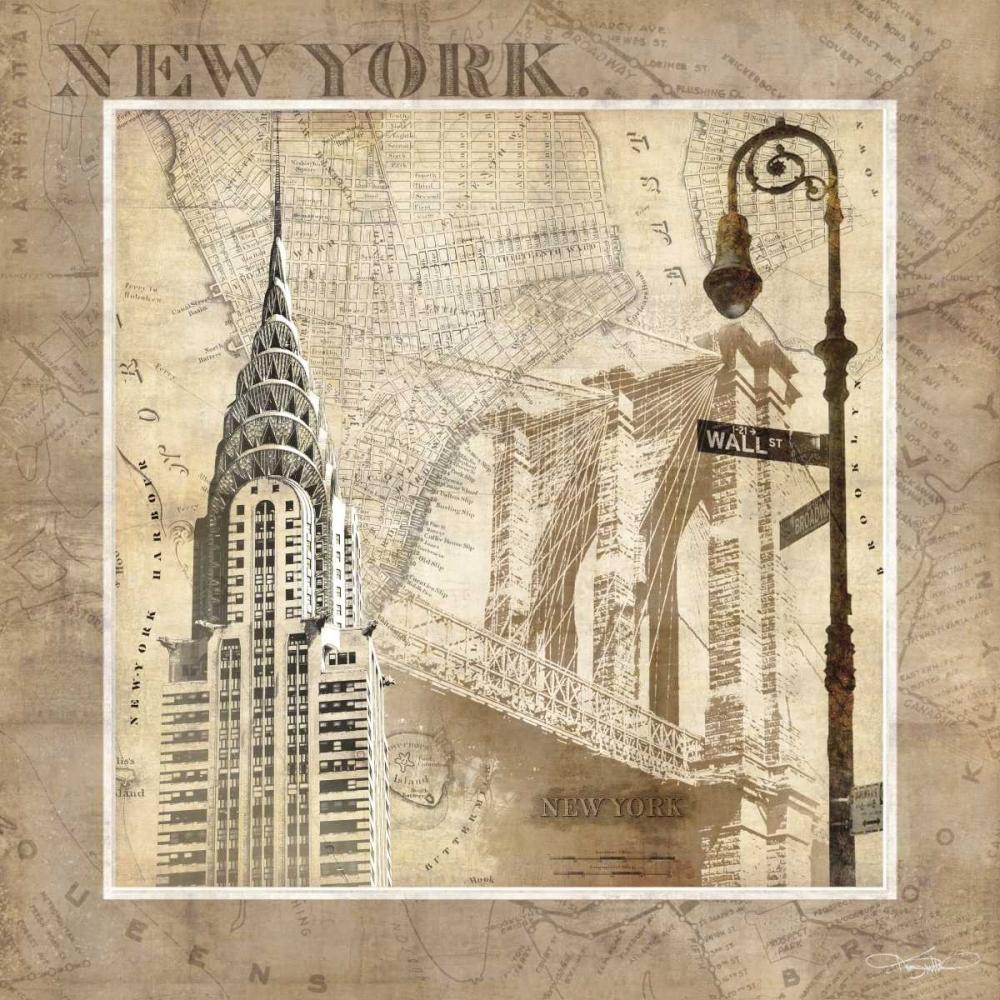 New York Serenade Mallett, Keith 36449