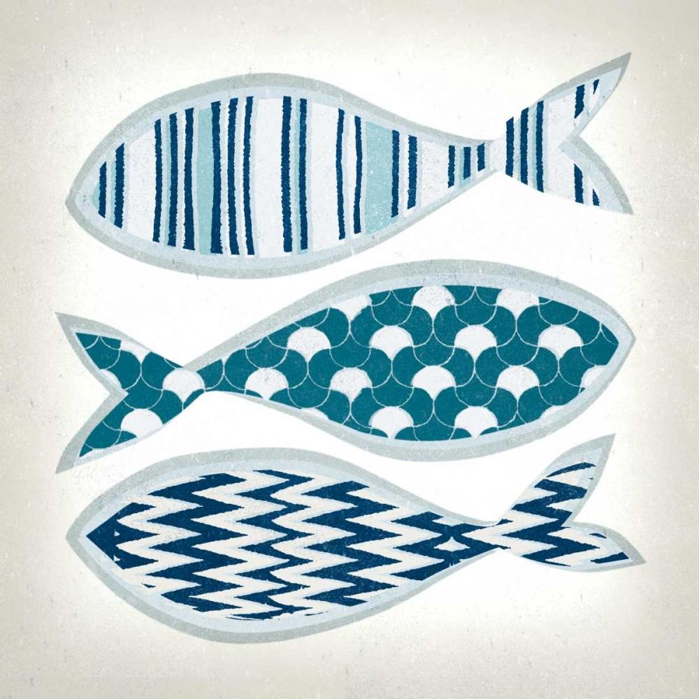 Fish Patterns I Venter, Tandi 36562