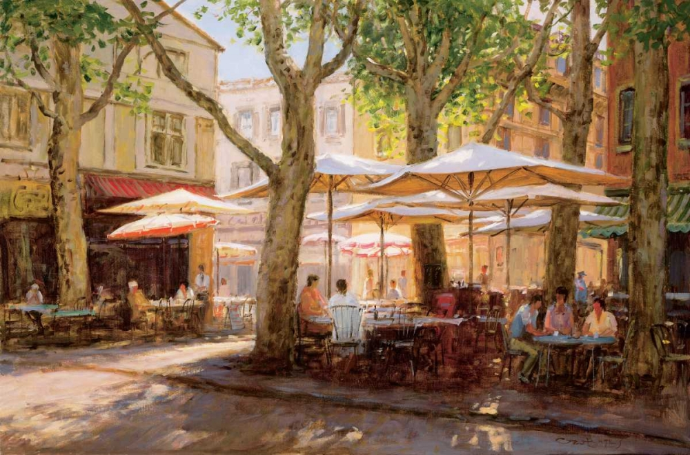 Summer - Provence Bates, George 11960
