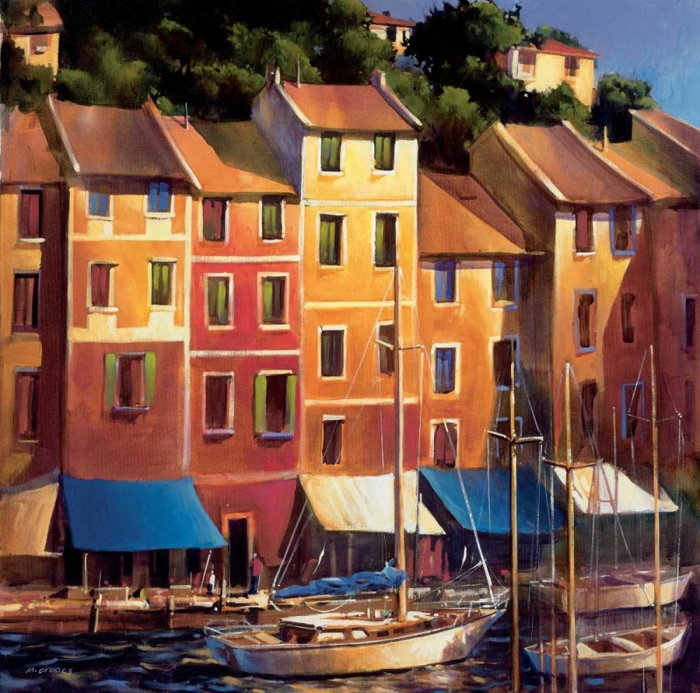 Portofino Waterfront OToole, Michael 11284