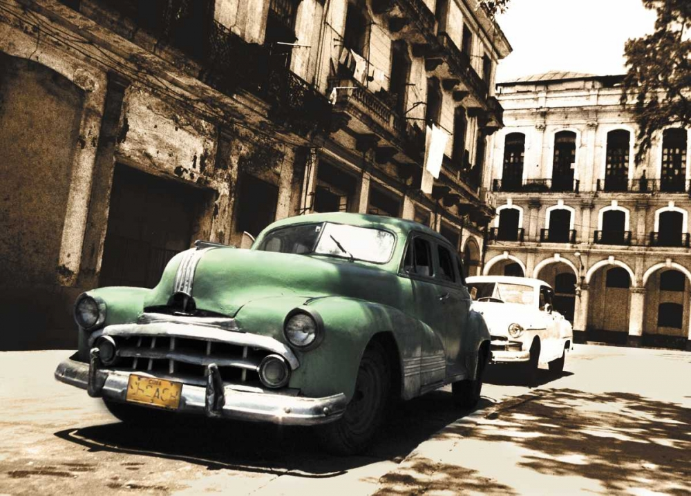 Cuban Cars II Groth, C.J. 11625