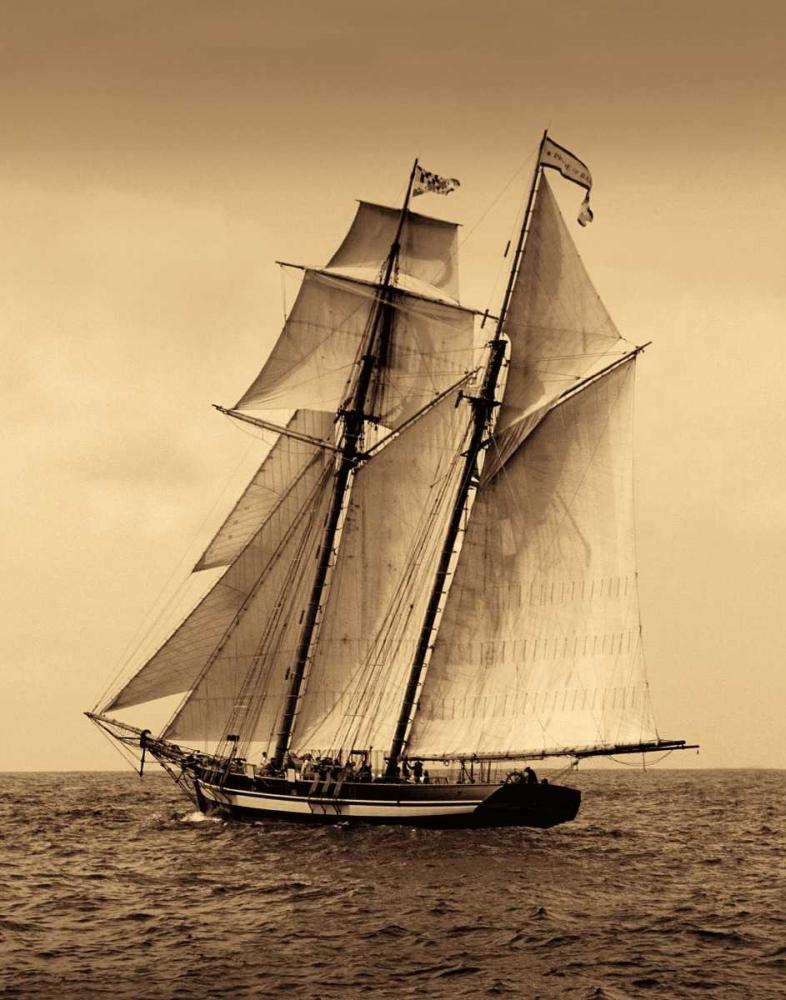 Under Sail II LeBlanc, Frederick J. 11635