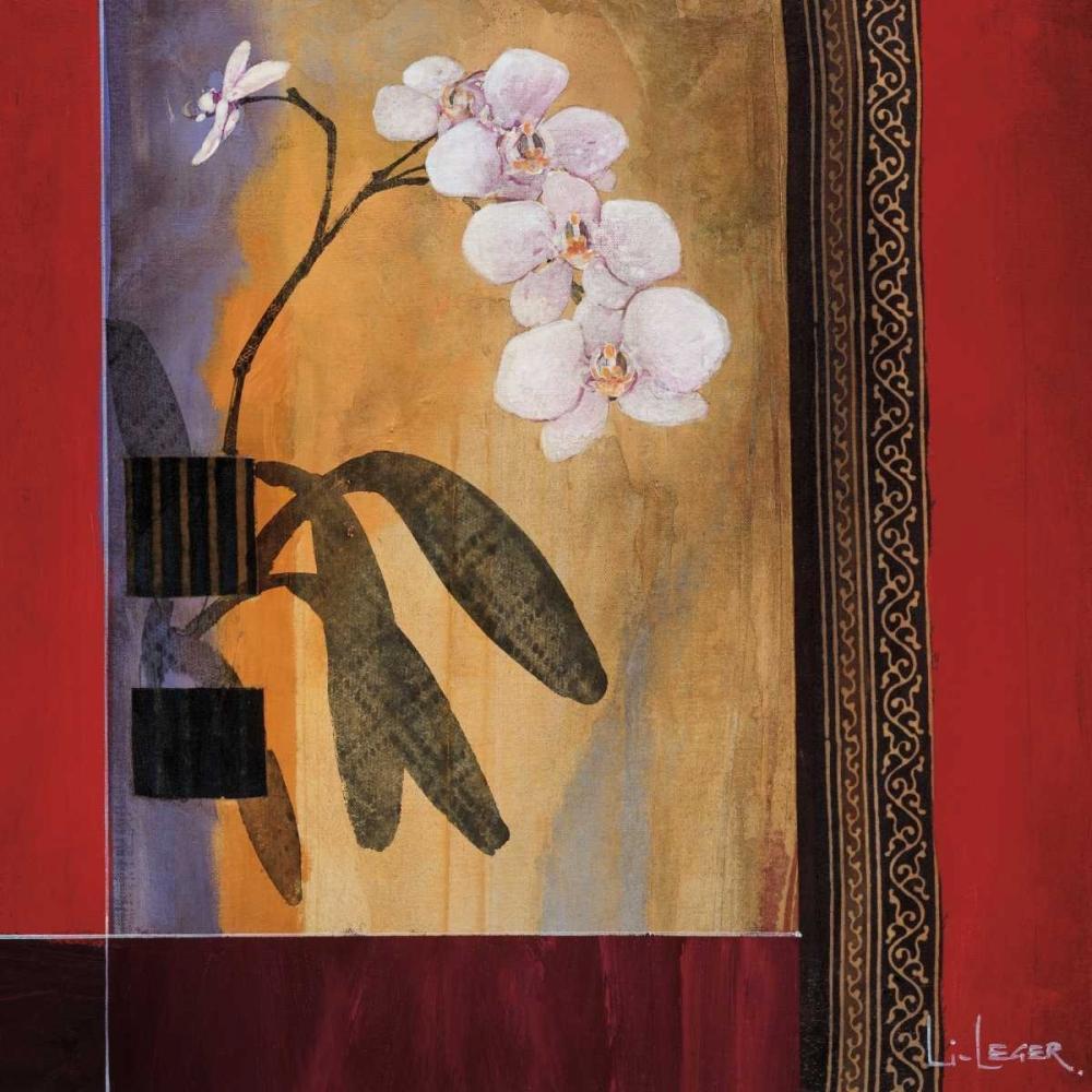 Orchid Lines I Li-Leger, Don 12900