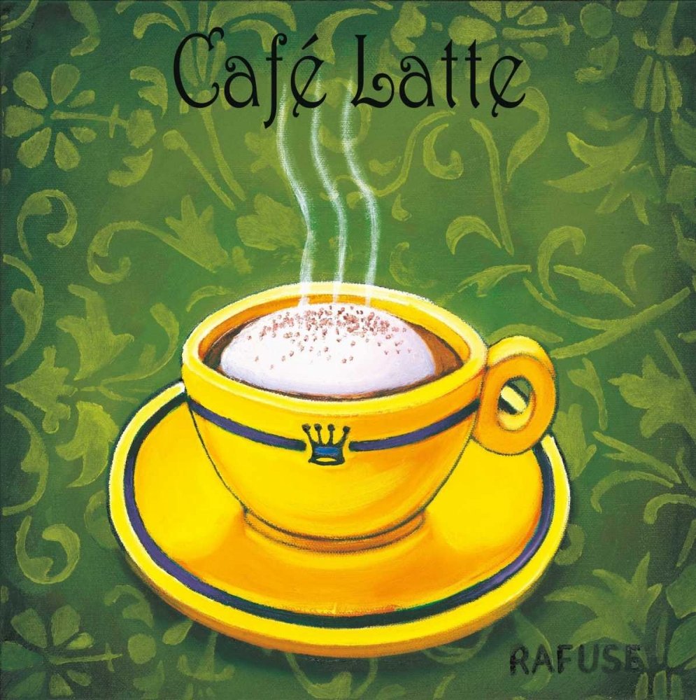Cafe Latte Rafuse, Will 11983