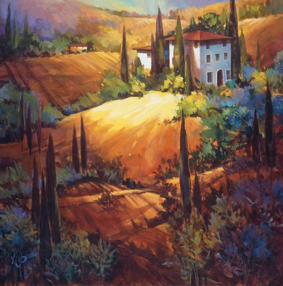 Morning Light Tuscany OToole, Nancy 13182