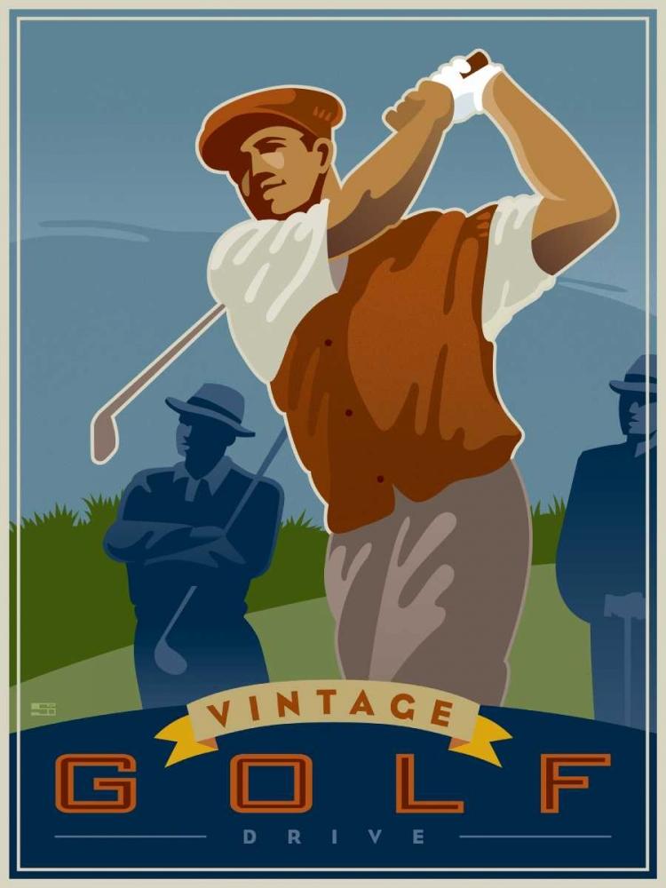 Vintage Golf - Drive Huynh, Si 11710