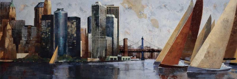 Arriving at Manhattan Bofarull, Marti 12642