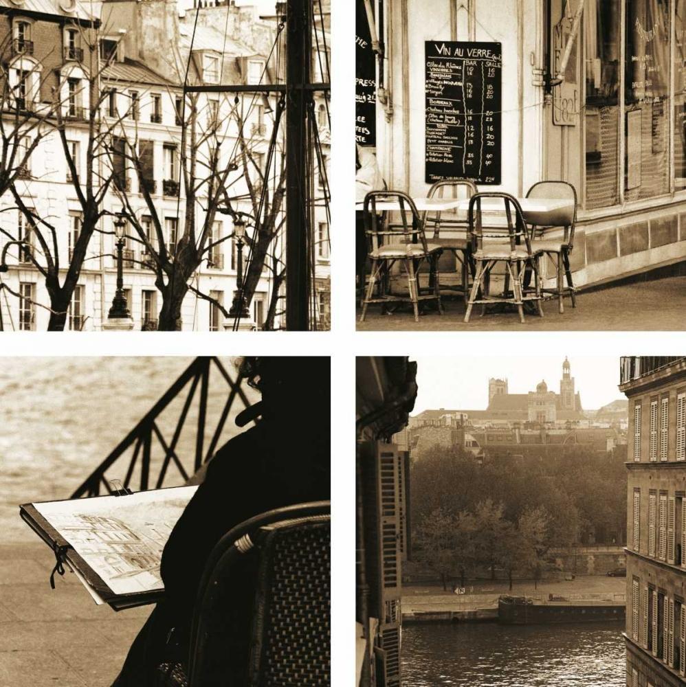 Paris a la Seine Gilboa, Marina Drasnin 13153