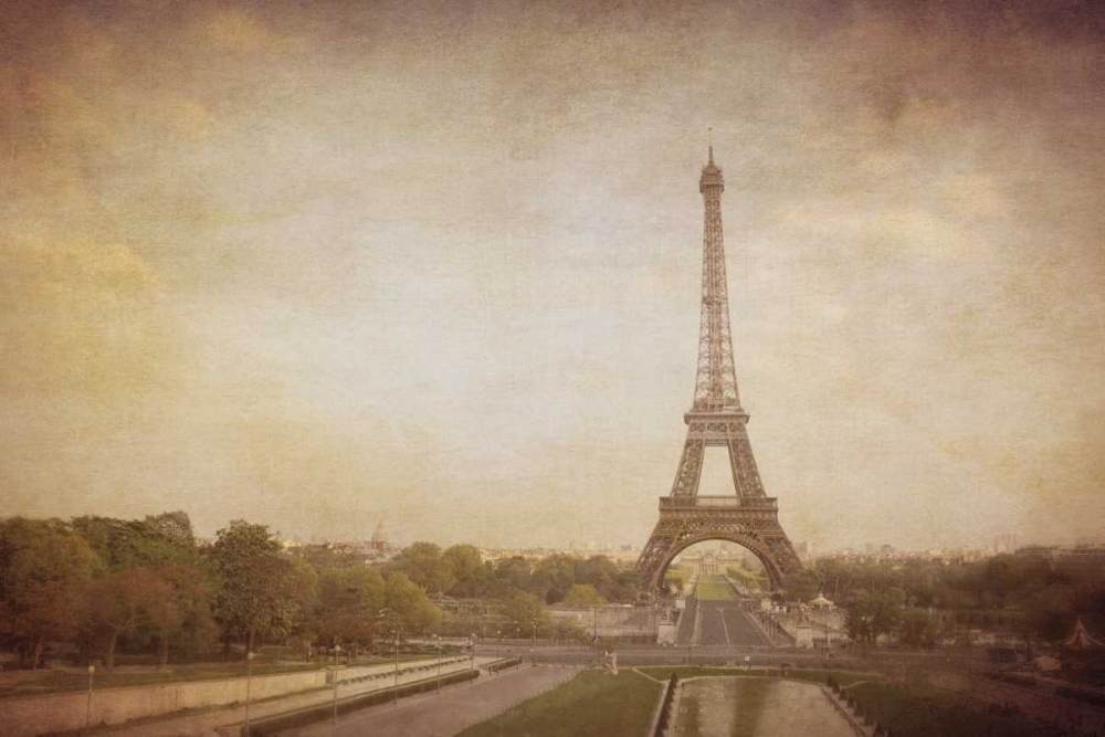 Tour de Eiffel Jacks, Heather 36732
