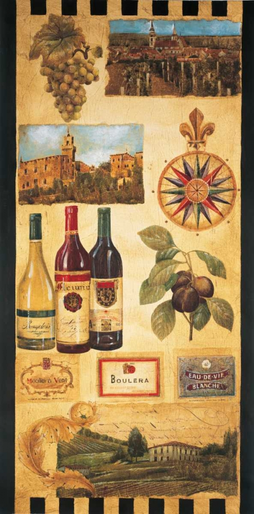 Wine Country I Jardine, Liz 12408