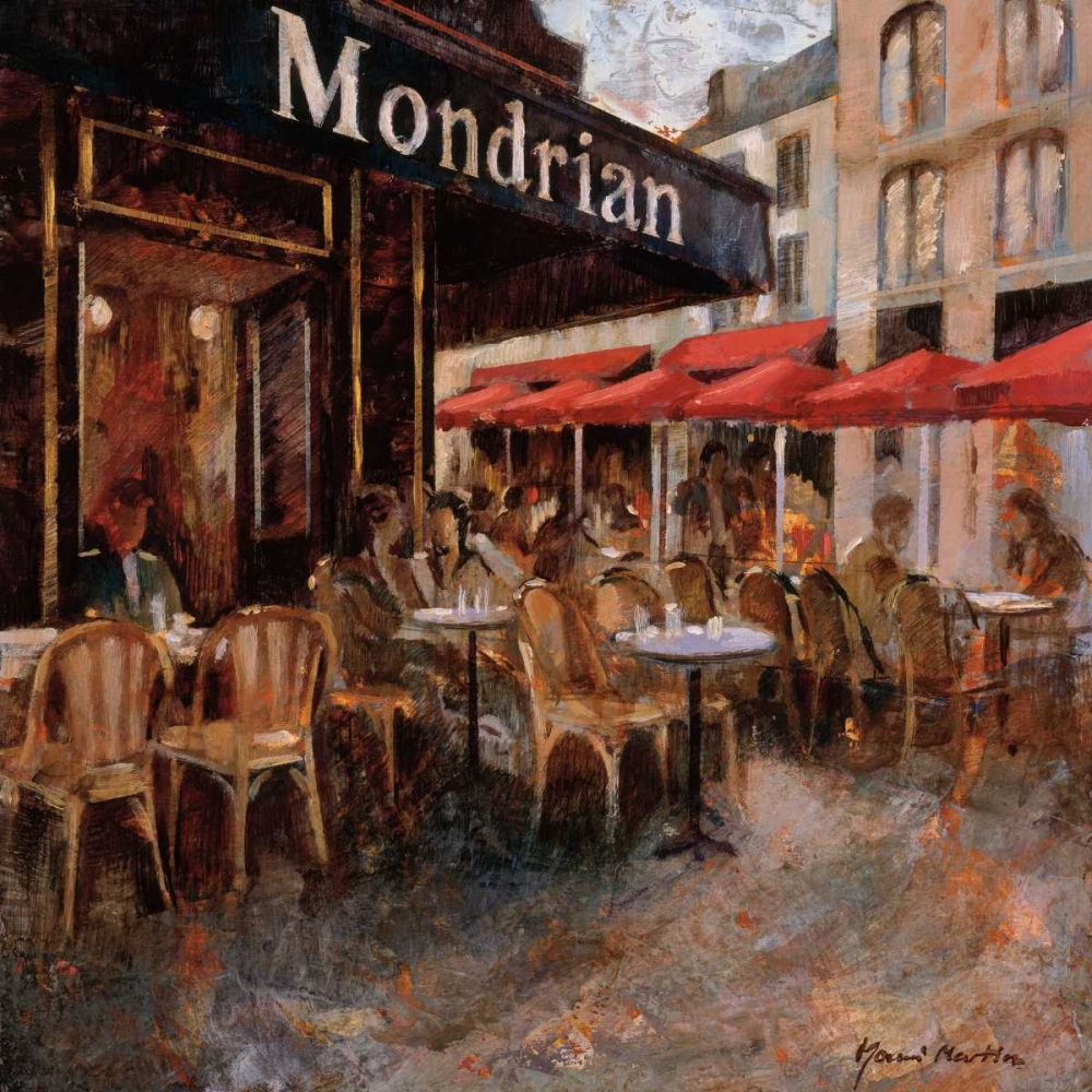 Mondrian Cafe Martin, Noemi 13037