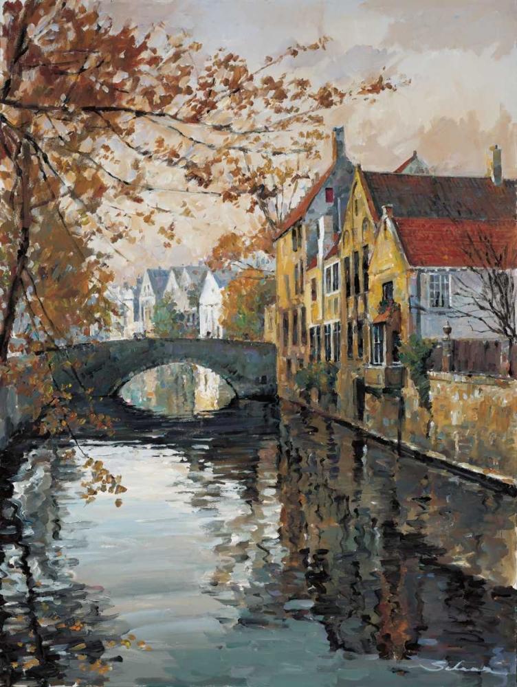 Brugge Reflections Schaar, Robert 11399
