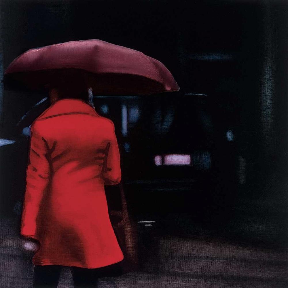 Lady in Red Visa, Xavier 11425
