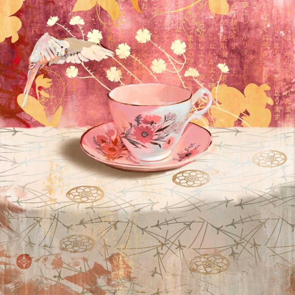 Society Serenity Tea Cup II Evelia Designs 107556