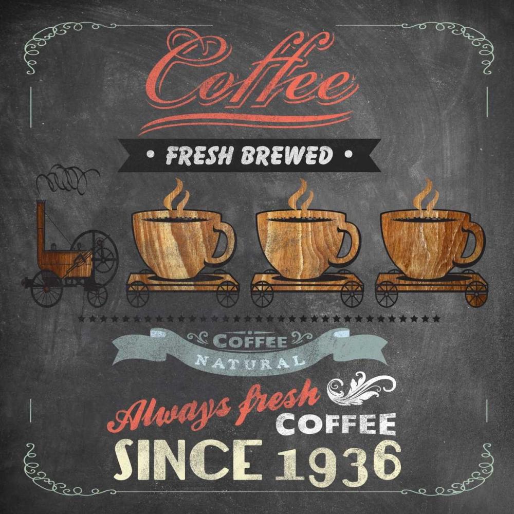 Coffee Board II Fontaine, Drako 78620