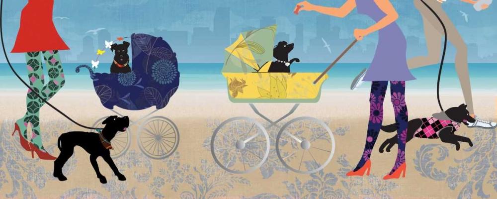 Stroller Dogs II - Mini Pearce, Allison 78813