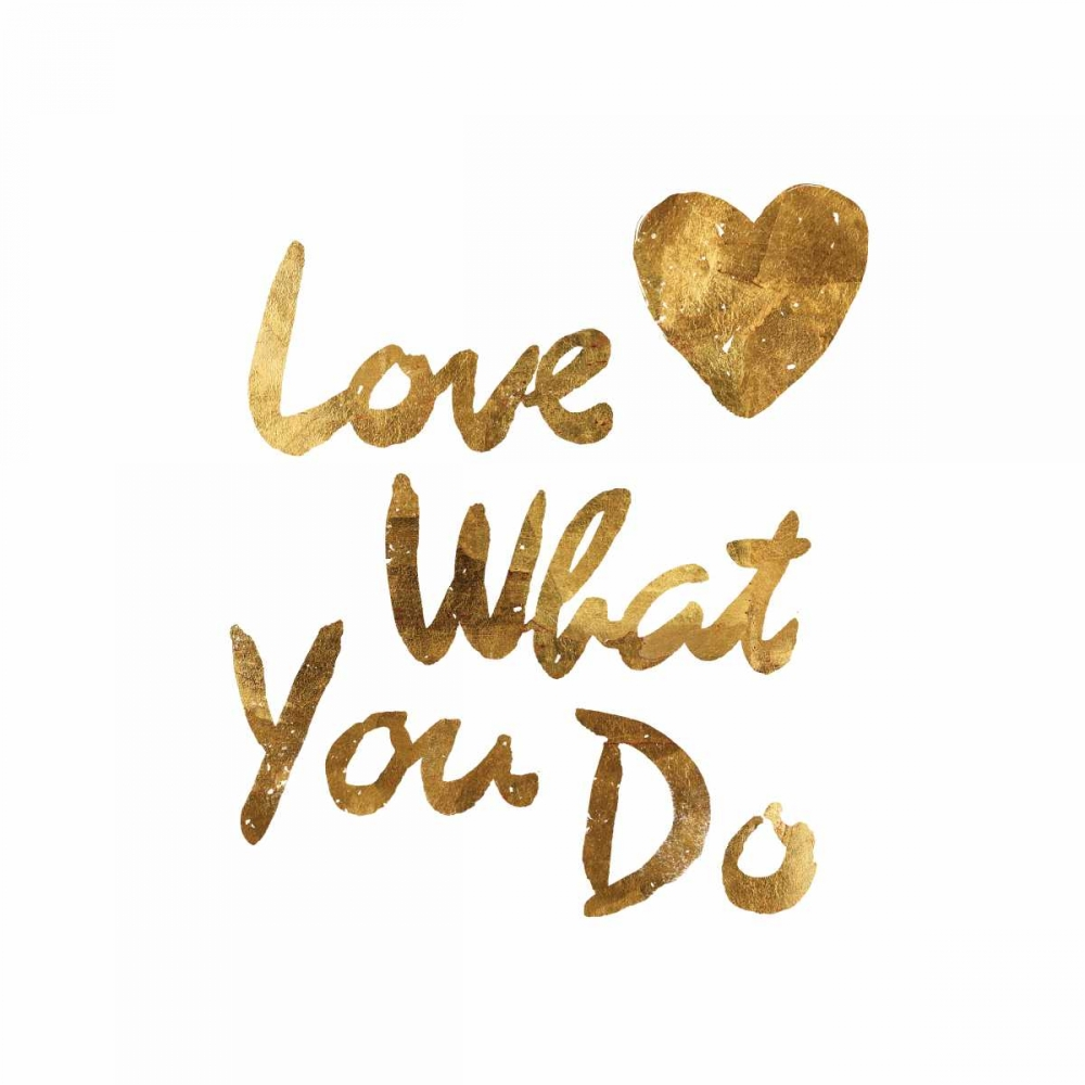 Love What you Do Heart PI Studio 82832