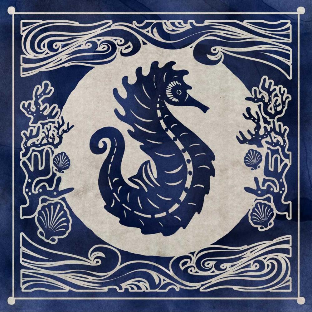 Ink Seahorse Selkirk, Edward 80453