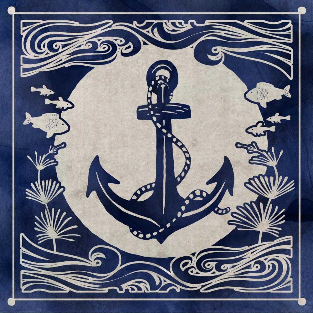 Ink Anchor Selkirk, Edward 80454