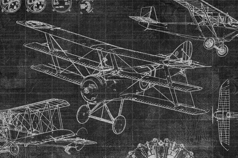 Vintage Aviation III Selkirk, Edward 94009