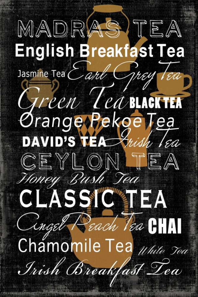 Tea Collection - Mini Wilson, Aimee 79085