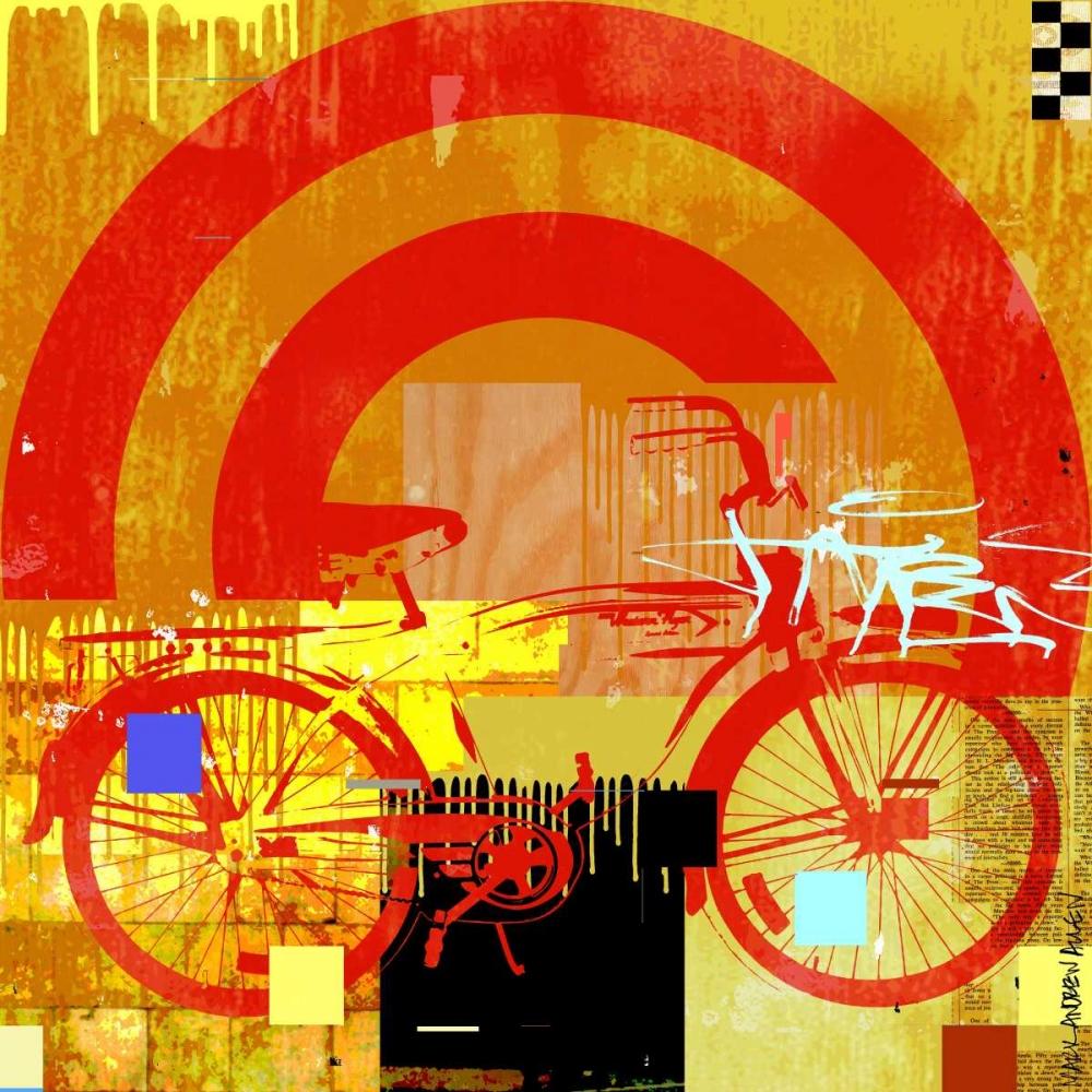 Bicycle Allen, Mark Andrew 32638