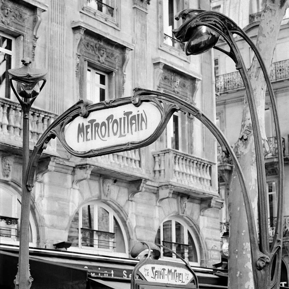 Metropolitain Paris - 2 Blaustein, Alan 82252