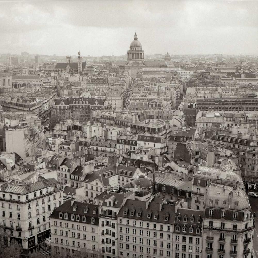Above Paris - 24 Blaustein, Alan 81389