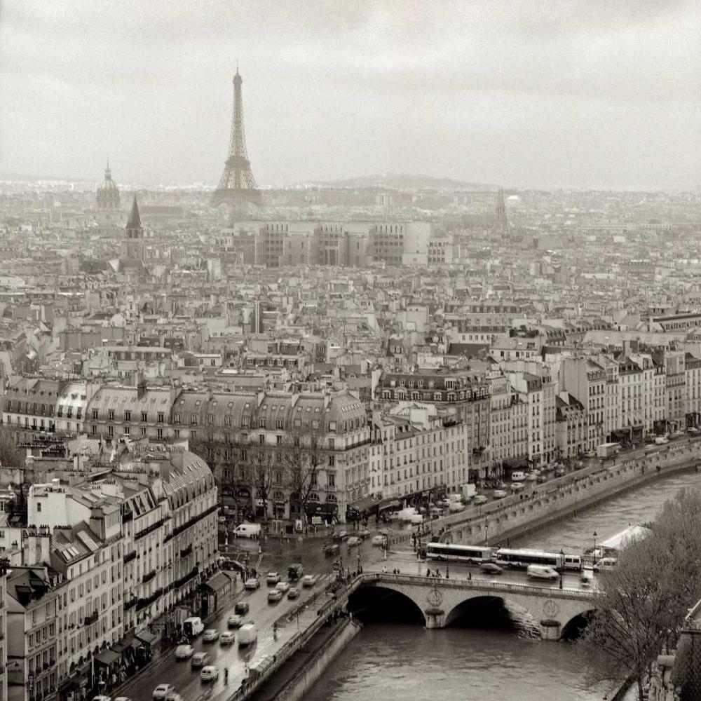 Above Paris - 25 Blaustein, Alan 81390