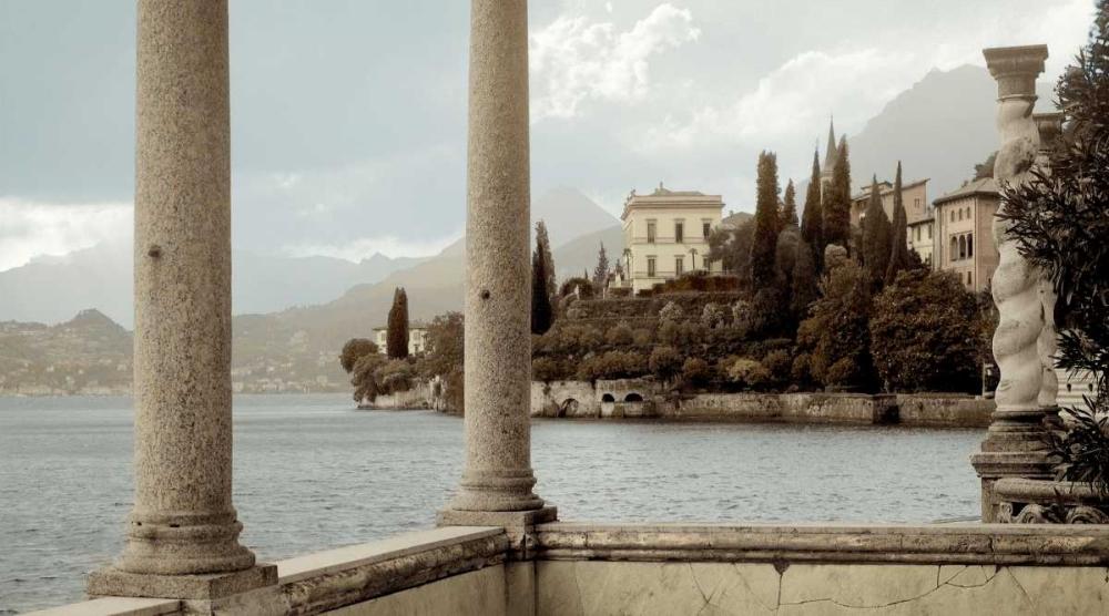 Portico, Lombardy Horizontal Blaustein, Alan 82408