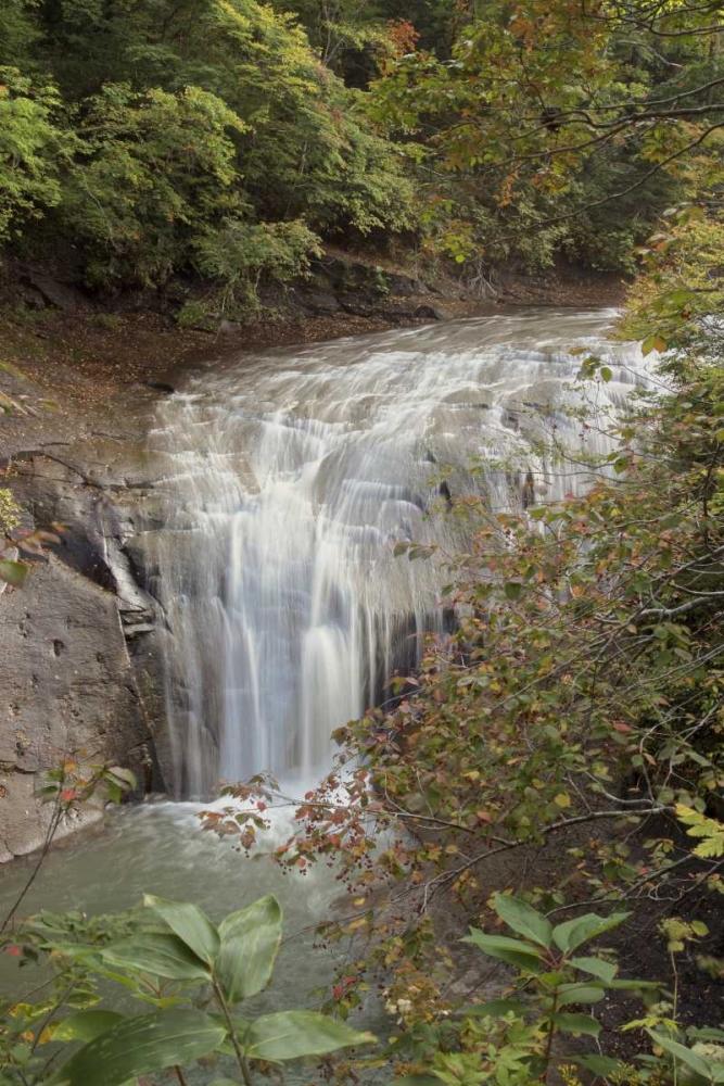 Hokkaido Waterfall - 2 Blaustein, Alan 82056