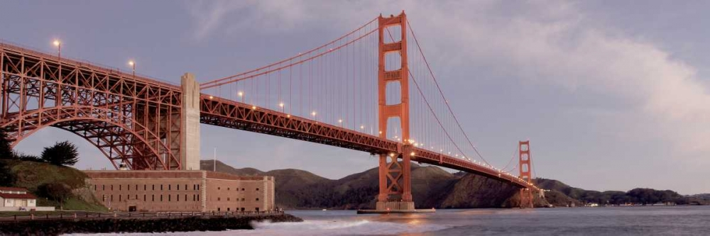 Golden Gate Bridge - 40 Blaustein, Alan 81973