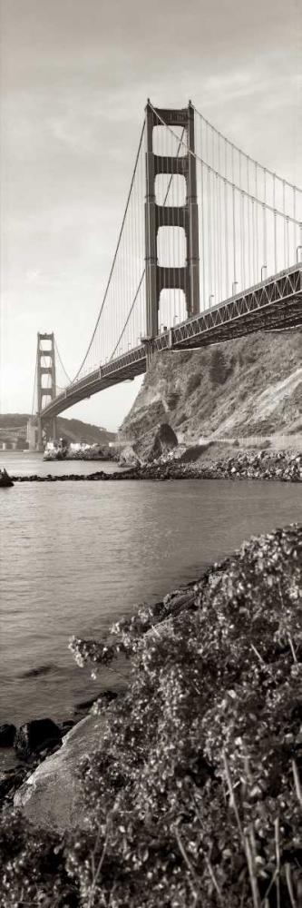 Golden Gate Bridge Pano - 1 Blaustein, Alan 81984