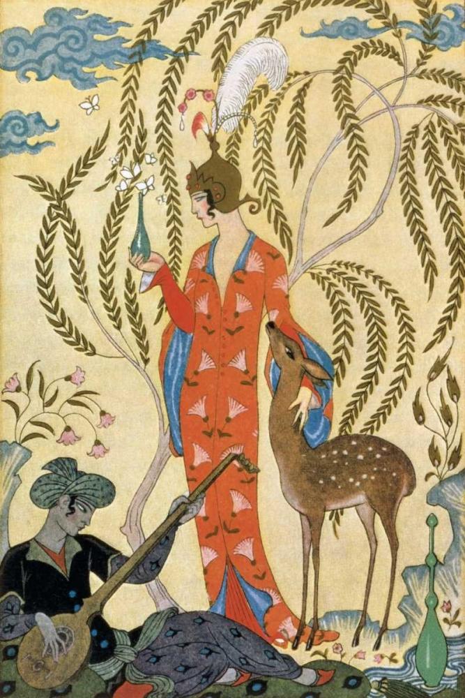 Persia Barbier, Georges 14605