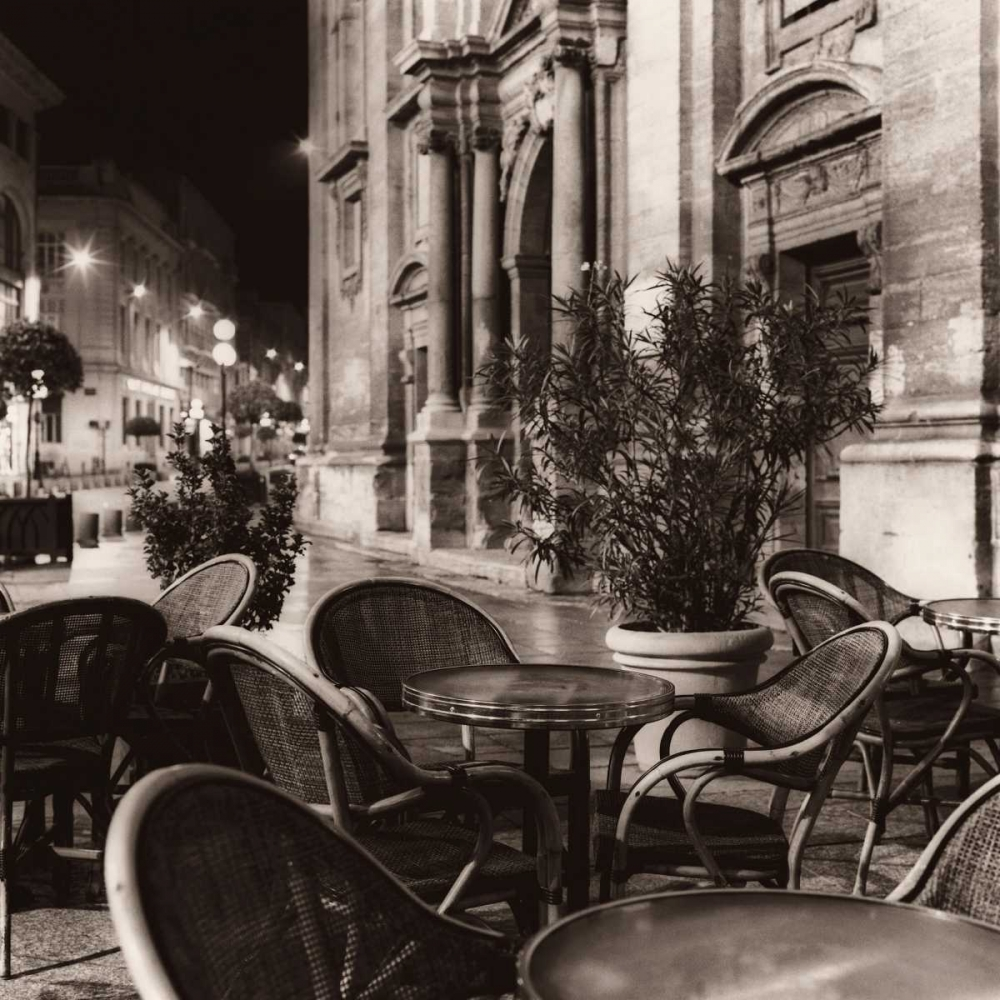 Cafe Avignon Blaustein, Alan 22726
