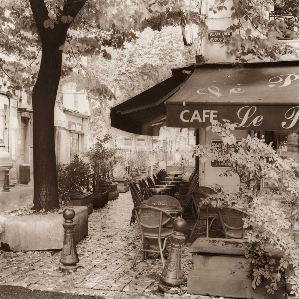 Cafe Aix-en-Provence Blaustein, Alan 14635