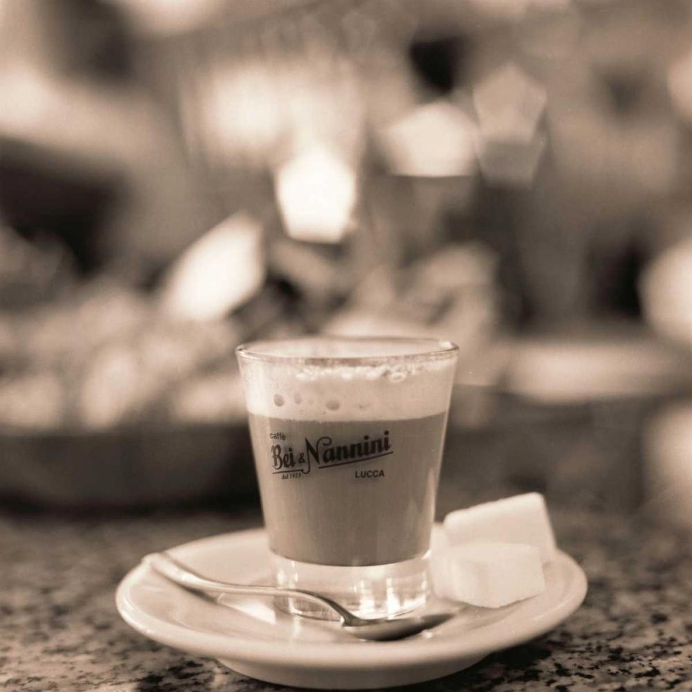 Caffe Lucca Blaustein, Alan 14643